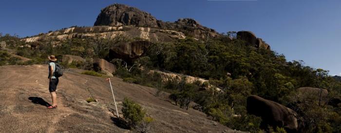 Mount Amos Trail