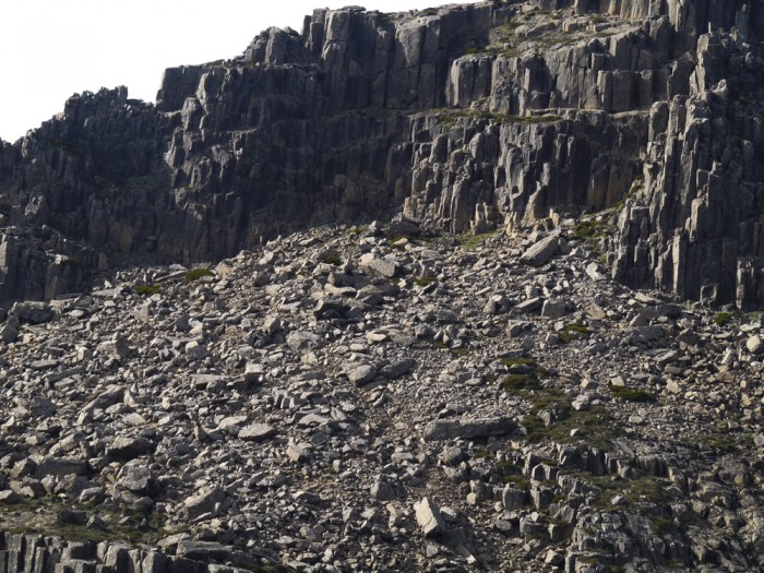 Mount Anne Final climb