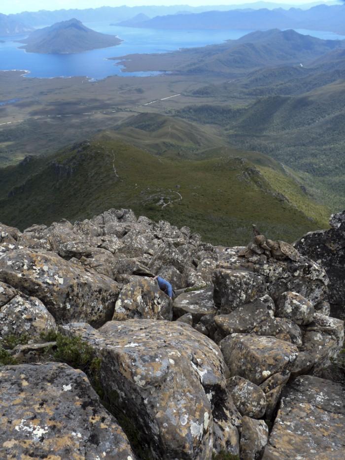 Mount Eliza climb