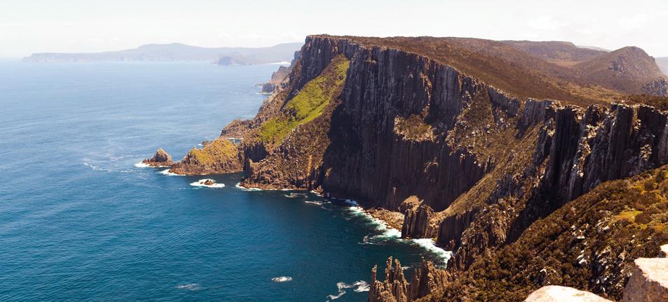 Cape Pillar, Tasman National Park