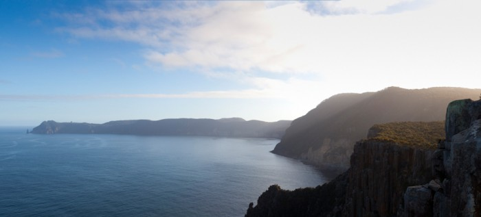 Cape Pillar from Monument Lookout