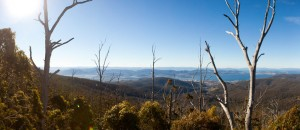 View of Hobart from Sphinx Rock