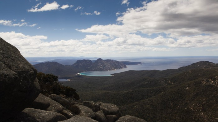 Mount Freycinet Summit