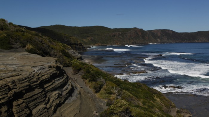 South Cape Bay Cliffs