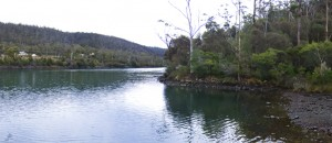 Prosser River, Orford Convict Road