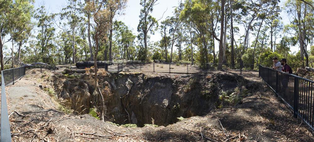 Convict Coal Mine Main Shaft