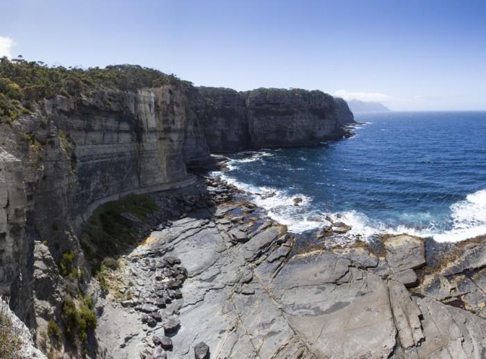 Tasman Peninsula Cliffs