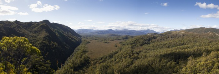 View from Donaghys Lookout