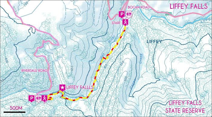 Liffey-Falls
