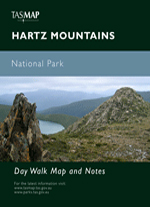 Hartz Mountains Day Walk Map