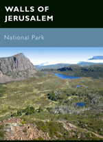 Walls Of Jerusalem National Park Map
