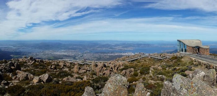 Mount Wellington Summit