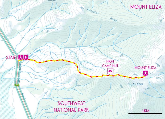 Mount Eliza Map