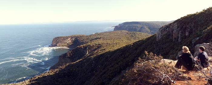 Shipstern Bluff Lookout, Tasman Peninsula, Tasmania