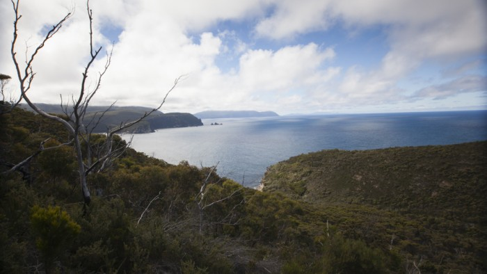 View towards Eaglehawk Neck