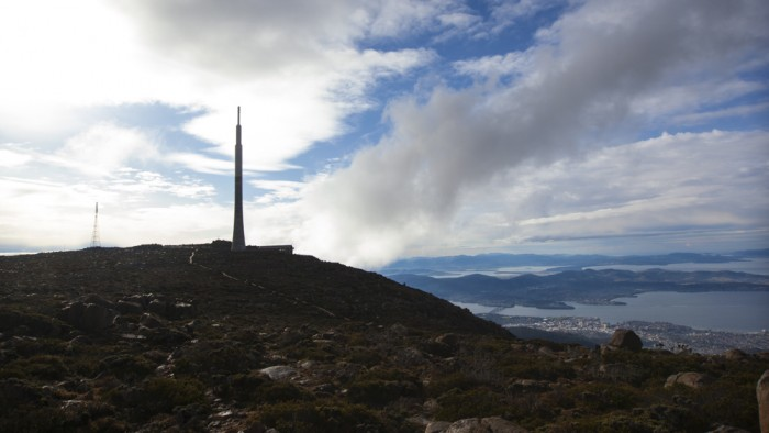 Mt Wellington Pinnacle