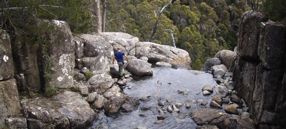 Tastrails Wellington Falls