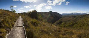 Donaghys Lookout Track