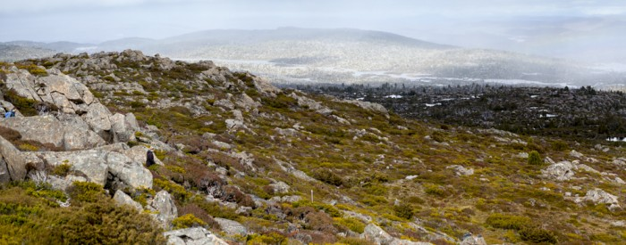 View from Mount Jersualem