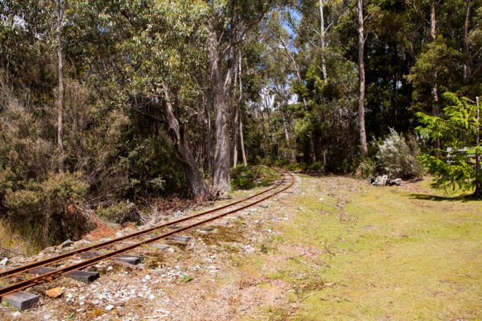 Ida Bay Railway Line