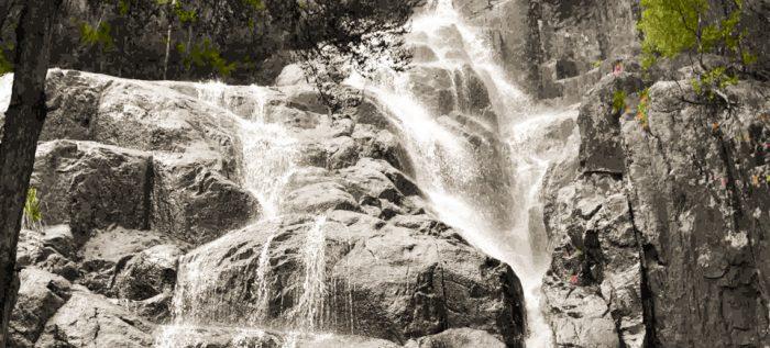 Billy Brown Falls, Judbury