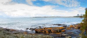 Greens Beach to West Head, Narawntapu National Park